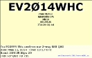 EV2014WHC