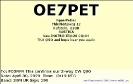 OE7PET