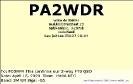 PA2WDR