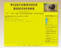Wijkcommissie Bisonspoor